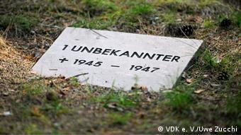 Могила немецкого солдата