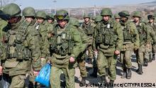 Ukraine russische Soldaten