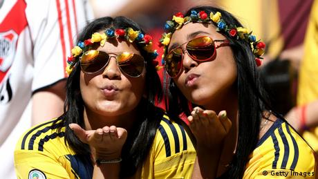 Fifa WM 2014 Elfenbeinküste Kolumbien