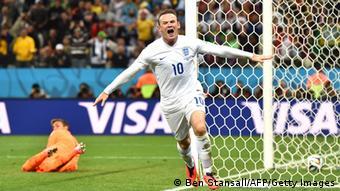 La anotación de Rooney, solo para las estadísticas.