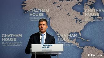 Anders Fogh Rasmussen Rede im Chatham House London 19.06.2014