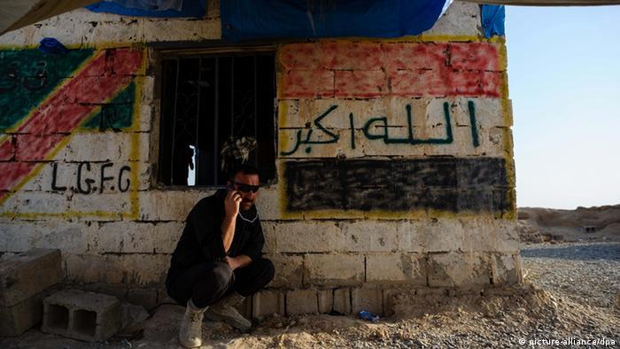 Бои в Ираке
