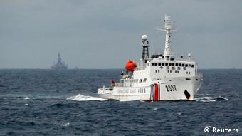 China Vietnam Konflikt Südchinesisches Meer 13.06.2014