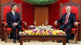China Vietnam Konflikt Südchinesisches Meer 18.06.2014