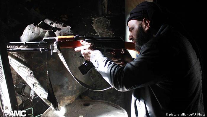 Syrien Krieg Kämpfer Free Syrian Army ARCHIV 2013
