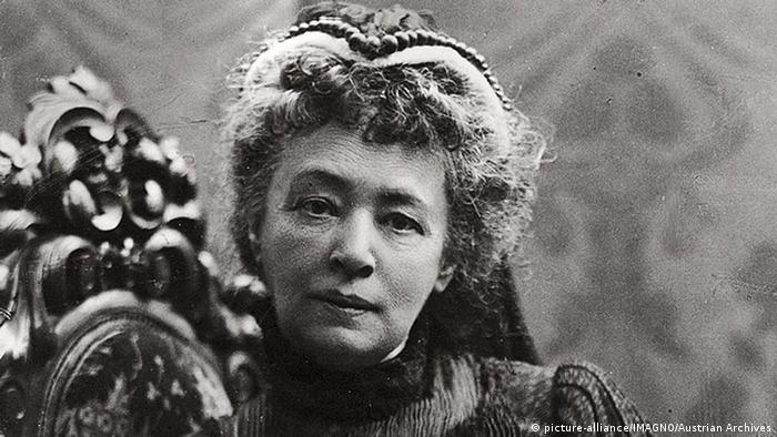 Bertha von Suttner (picture-alliance/IMAGNO/Austrian Archives)