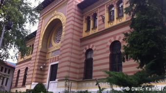 Nijanse žute na Fakultetu islamskih nauka