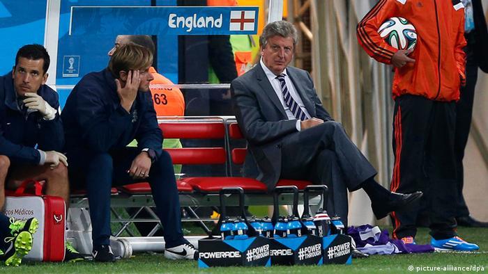 WM Fußball Brasilien 2014 Uruguay - England
