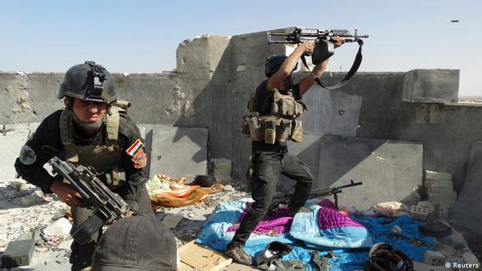 Kämpfe im Irak 20.06.2014 Ramadi