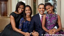 Obama family (picture-alliance/dpa)
