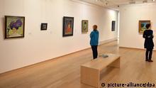 Ausstellung Horizont Jawlensky in Emden