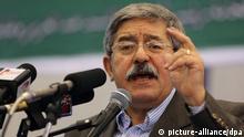 Ahmed Ouyahia Algerien 24.11.2012