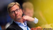 Guido Westerwelle 10.05.2014
