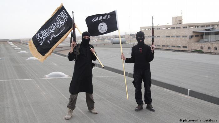 Bildergalerie ISIS (picture-alliance/abaca)