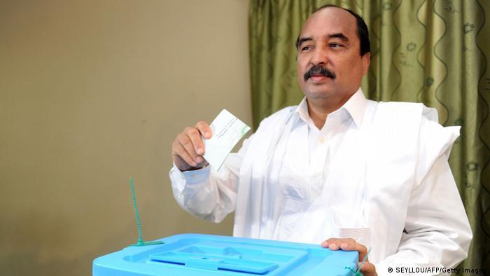 Präsidentschaftswahlen in Mauretanien (Foto: Getty Images)