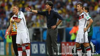 Un Schweinsteiger recuperado da nuevas opciones a Löw.