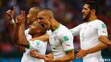 WM 2014 Gruppe H 2. Spieltag Südkorea - Algerien