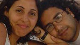 Manal und Alaa