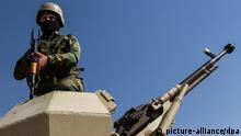 Irak kurdischer Soldat Stadtrand Kirkuk ISIS