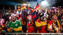 FIFA WM 2014 Fanmeile Berlin