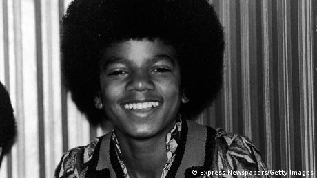Michael Jackson als Kind