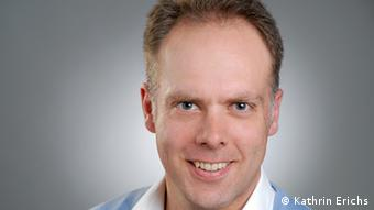Dominik Geppert of Bonn University