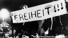 Montagsdemonstrationen Leipzig 1989