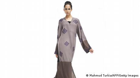 Arabische Frauenmode, modern und traditionell