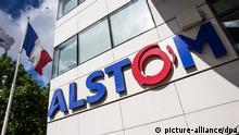 Logo Alstom Frankreich