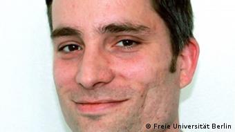Tobias Singelnstein, Rechtswissenschaftler. Foto: FU Berlin