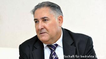 Tehdit Altındaki Halklar Cemiyeti Ortadoğu uzmanı Kamal Sido