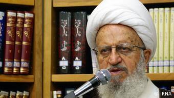 Iran Ayatollah Naser Makarem Shirazi