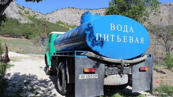 У Криму триває криза з питною водою