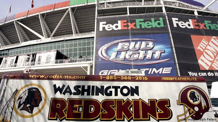 American Football Stadium of the Washington Redskins