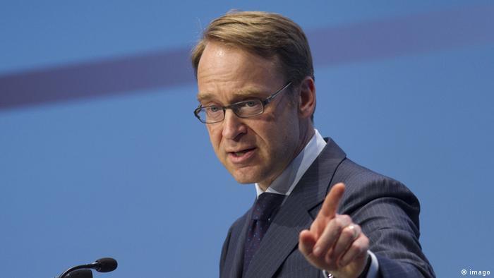 Jens Weidmann Präsident der Deutschen Bundesbank