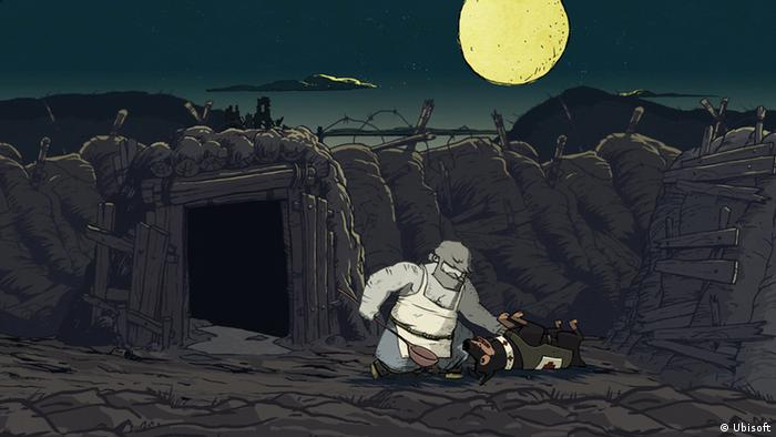 Computerspiel Valiant Hearts