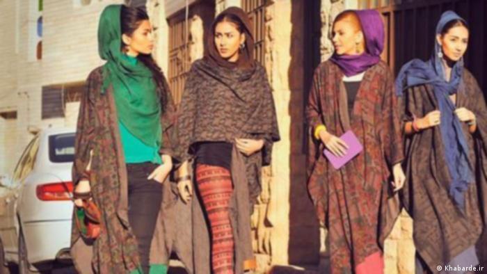 در سالهای اخیر نمایشگاههای مد زنان با ارائه مدل خاصی از حجاب بسیار رایج شده است.