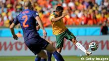 Fifa WM 2014 Australien Niederlande