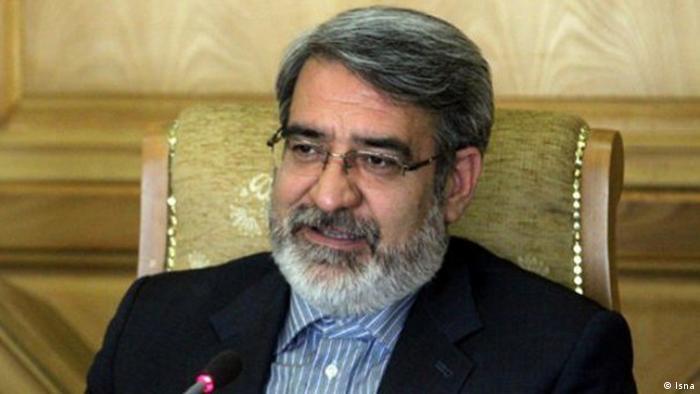 رحمانی فضلی، وزیر کشور و دبیرکل ستاد مبارزه با مواد مخدر