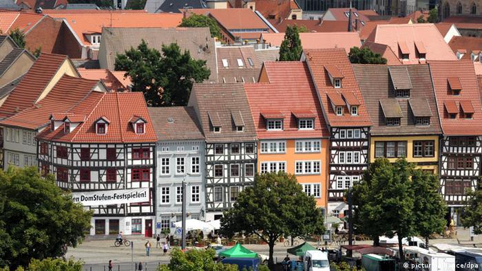 Erfurt becomes Italian mafia′s German HQ | Germany| News and
