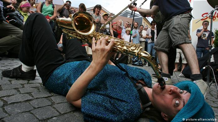 Tanz- und Folkfestival in Rudolstadt 2007