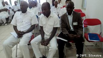 Mosambik Schwierigkeiten mit HIV-Test medizinisches Personal Cabo Delgado