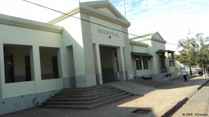 Mosambik Schwierigkeiten mit HIV-Test Krankenhaus Cabo Delgado