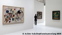 Ausstellung Kandinsky, Malewitsch, Mondrian