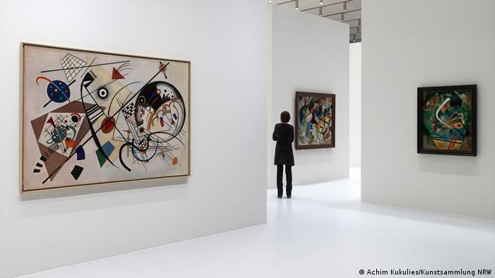 Кандинский, Малевич, Мондриан - музейное искусство самой высокой пробы