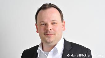 Oliver Emons, economist at the Hans-Böckler-Stiftung (Hans-Böckler-Stiftung)