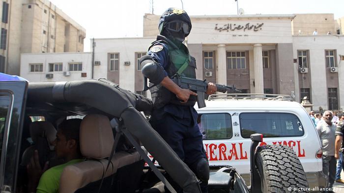 Kairo Anschlag 25.06.2014
