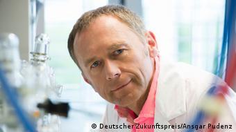 Deutscher Zukunftspreis Wolfgang Schnick