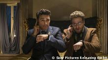 The Interview : Bild James Franco, Seth Rogen Copyright : © Sony Pictures Releasing GmbH Hinzugefügt am : :17. Juni 2014 Stars : James Franco, Seth Rogen