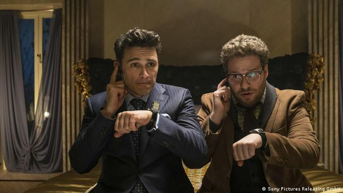 The Interview Film Still